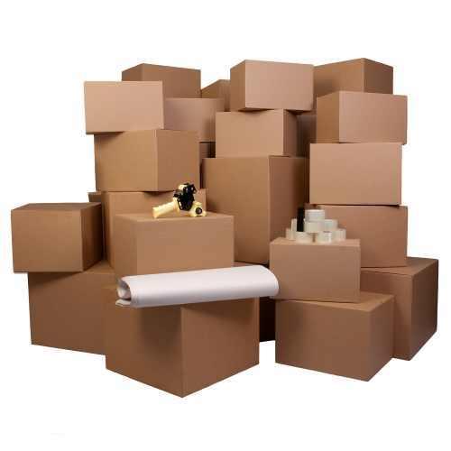 packa med rätt flyttkartonger när du flyttar